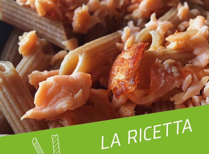 Salmone affumicato e PastaPro